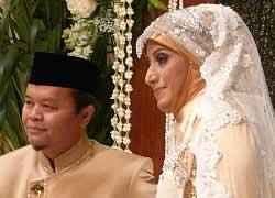 Hidayat Nur Wahid & Diana Abbas Thalib