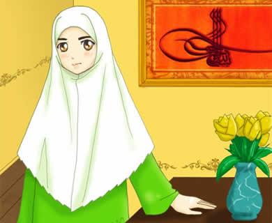 Hijabku, Wasiat Cinta Ibu