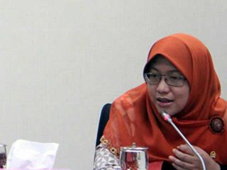 Wakil Ketua komisi VIII DPR RI, Ledia Hanifa Amaliah. (jabarprov.go.id)