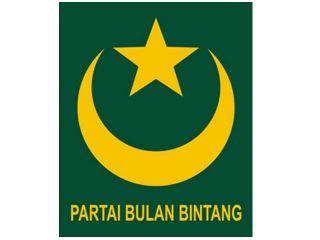 Ilustrasi - Logo Partai Bulan Bintang (PBB). (inet)