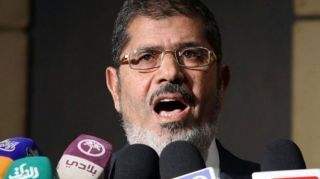 Presiden Mesir, Mohamed Morsi