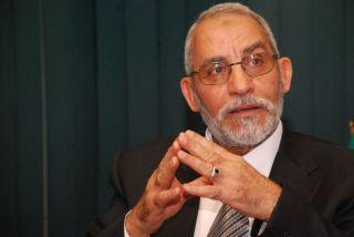 Mursyid 'Am IM, Prof. Muhammad Badie (madamasr)