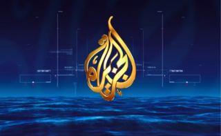 Saluran TV Aljazeera yang berbasis di Qatar (techloy.com)