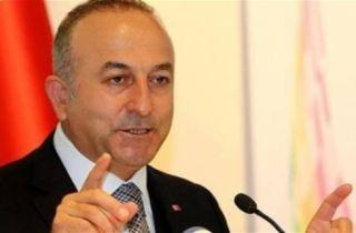 Menteri luar negeri Turki, Mevlüt Çavuşoğlu. (rassd)