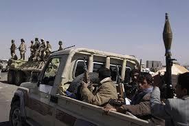 Syiah Hutsi di Yaman. (yemenpress)