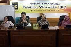 Program Ta'awun Iqtishody PKS Jakarta (Rilis)